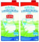 Mleko Zambrowskie 1l 3,2%